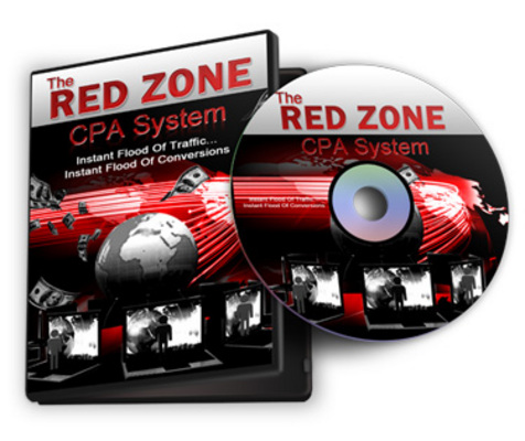 Product picture The Red Zone CPA System (MRR)