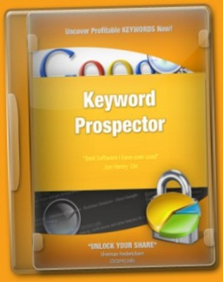 Product picture Keyword Prospector.